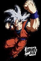 Adios Goku by UrielALV
