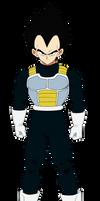 Vegeta- Dragon Ball Super-Broly by UrielALV