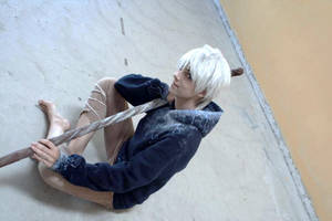 Jack Frost - Rise of the Guardians by Alice-Wani