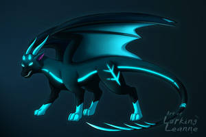 Giftart - Rune by The-Verpardess