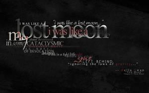 like a lost moon.. by devils-horizon
