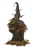 Goblin Shaman by Emiljart