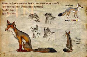 Culpeo Sheet: Sin by Culpeo-Fox
