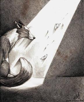 Stone in my Heart by Culpeo-Fox