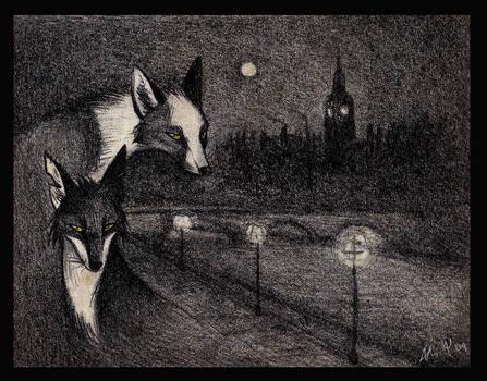 London, 1889 by Culpeo-Fox
