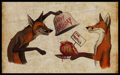 Happy Birthday by Culpeo-Fox