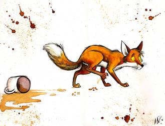 Coffee Killer by Culpeo-Fox