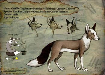 Gneffer Yagunna Sheet by Culpeo-Fox