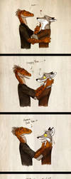 Commission: Expressive, plz by Culpeo-Fox