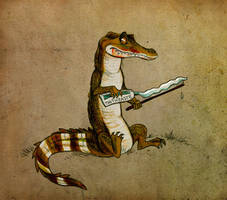 Caiman by Culpeo-Fox