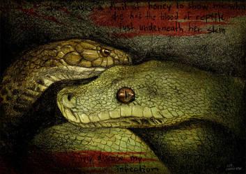Reptile by Culpeo-Fox