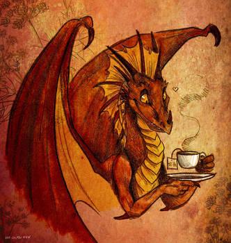 Fennel Dragon by Culpeo-Fox