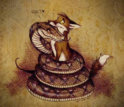 Suessi? by Culpeo-Fox