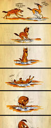 Splish Splash by Culpeo-Fox