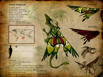 Dragona terror by Culpeo-Fox