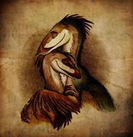 In my claws by Culpeo-Fox