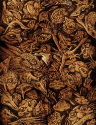 Gobbling Goblins by Culpeo-Fox
