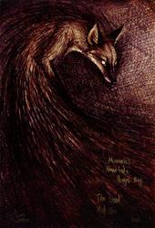 Nonentity in my Agony by Culpeo-Fox