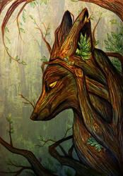 Waldgeist by Culpeo-Fox