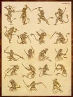 Swords Dance by Culpeo-Fox