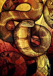 King Cobra by Culpeo-Fox