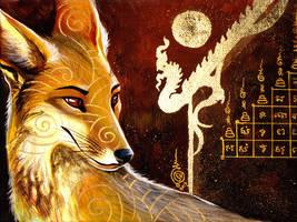 Culpeo Fox by Culpeo-Fox