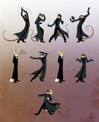 You Should Be Dancing by Culpeo-Fox