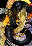 Equatorial Spitting Cobra by Culpeo-Fox