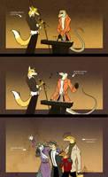Awkward And Adorkable by Culpeo-Fox