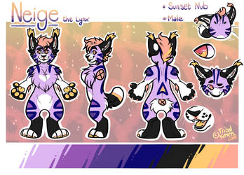 Egg adoptable 2 Custom~Neige by tribalkitten97