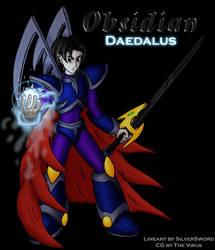 Obsidian Daedalus by MoFoers