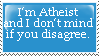 Atheist who's down with that by Necromancer-Staff