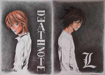 Death Note by Indigoblau