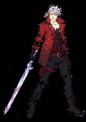 Dante by Antiiheld