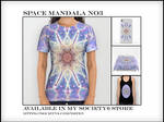 Space Mandala no3 by Dr-Pen
