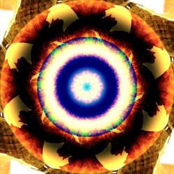Supernova Mandala by Dr-Pen