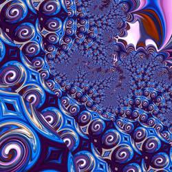 Fractal swirls by Dr-Pen