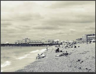 pier by simonruddphotos