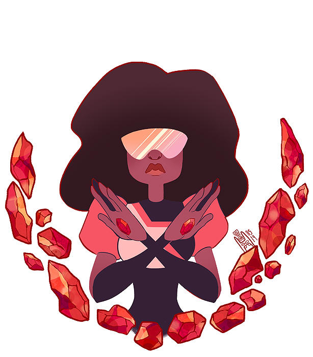 I made this long time ago to make it an stamp! I love Steven universe