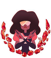 Garnet by SuperOotoro