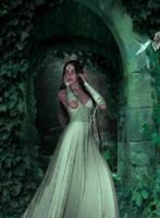 Elven Princess of Viridis by VisualPoetress