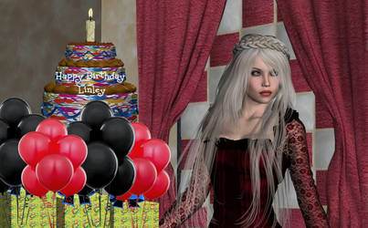 Linley's Birthday by VisualPoetress
