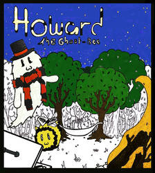 Howard the Ghost Bee by EpicOverload