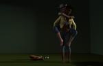 I wanna be a cowgirl (print version) by niauropsaka