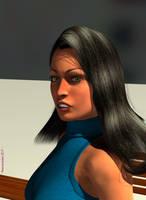 Serena reaction closeup by niauropsaka