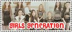 SNSD Girls Generation group stamp by AnaInTheStars