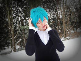 Rolling Boy Mikuo- One More Time by XxNaomi-LukarixX