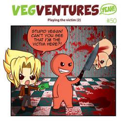 VV50: Playing the victim (2) by Pupaveg