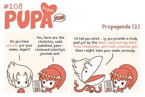 #208: Propaganda (2) by Pupaveg