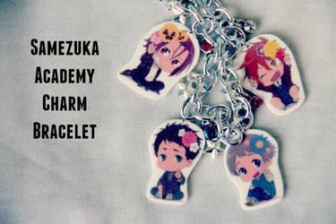 Samezuka Charm Bracelet Free! by kiran-freak